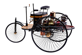 scurt istoric automobile